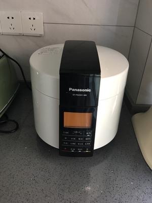 Re:亲身使用揭秘Panasonic/松下 SR-PNG501日本智能5L电压力锅质量怎样?带来的都是 ..