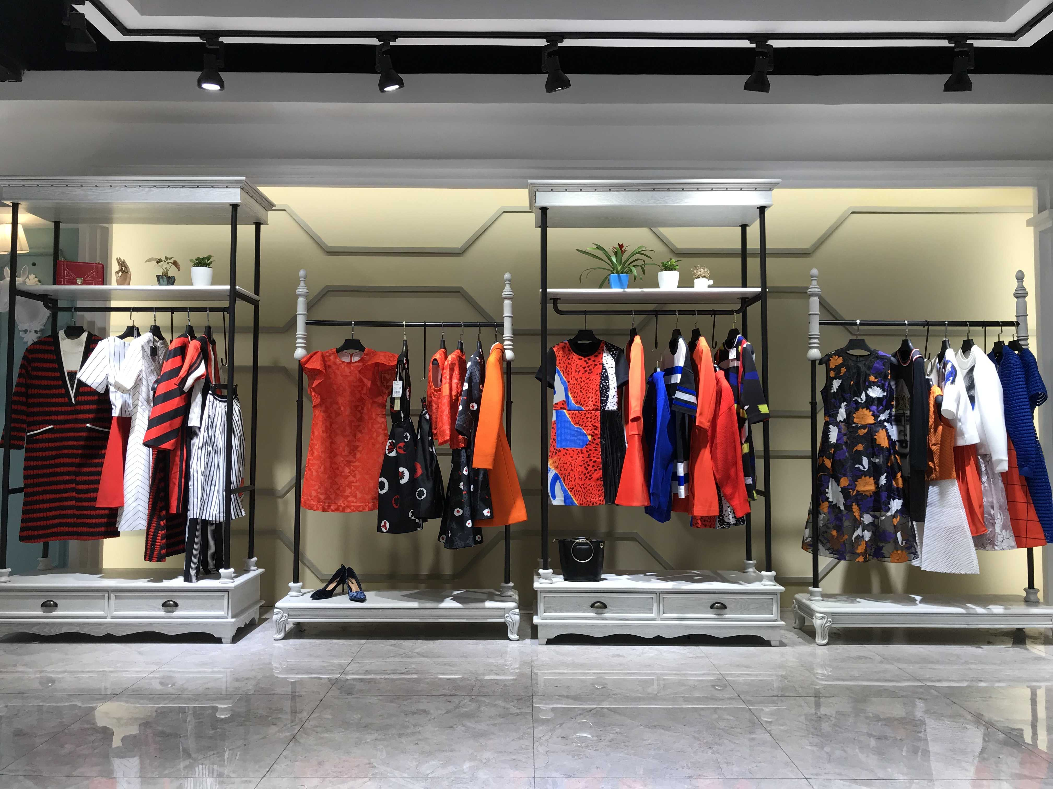【欧家】品牌女装折扣连衣裙商场撤柜品牌女装直播间专用