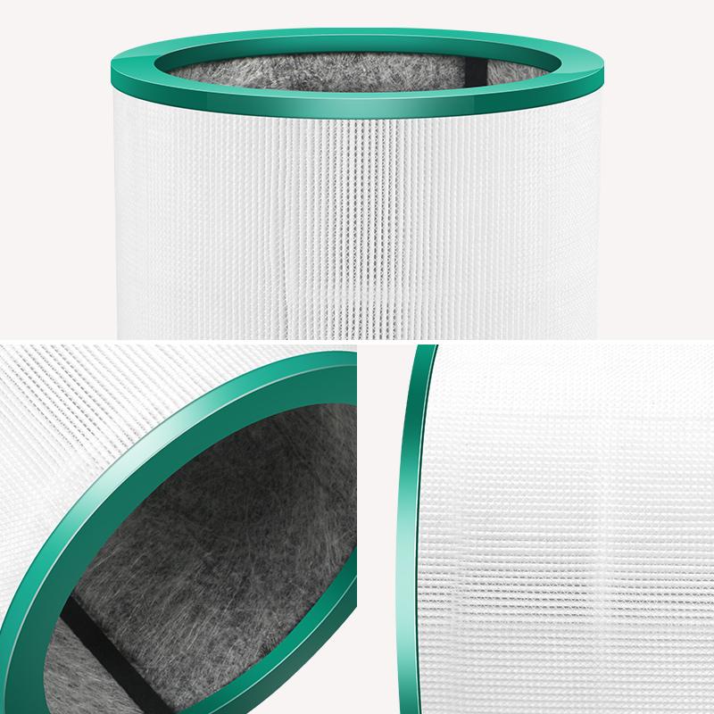 [u[2200755792215]净化,加湿抽湿机配件]适用戴森Dyson空气净化器过滤网T月销量0件仅售209元