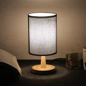 亮度装床灯调节型多开关小台灯电功率卧室灯桌子布置男孩插座式