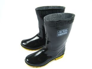 Karen men s boots men s boots men s deer in tube boots male boots black shoes water shoes