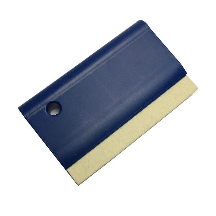 羊毛块刮板汽车贴膜工具改色刮板