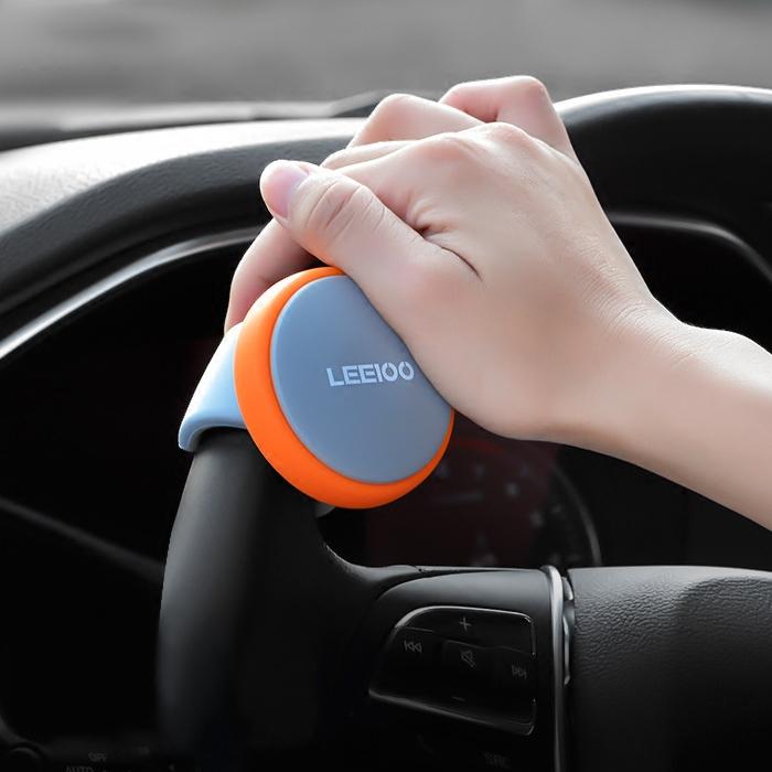 Автомобиль, поворачивающий реверсивный экономичный шаровой автомобиль Рулевое колесо Power Ball Truck Bearing Aid Креативные аксессуары для автомобилей