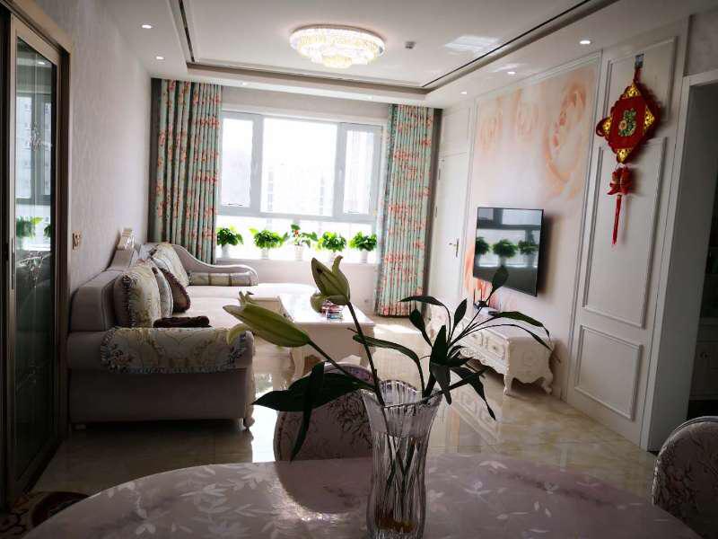 巴音郭楞蒙古自治州郝好公寓舒适一室一厅套房