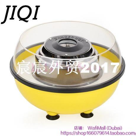 electric diy sweet cotton candy maker mini portable candy fl