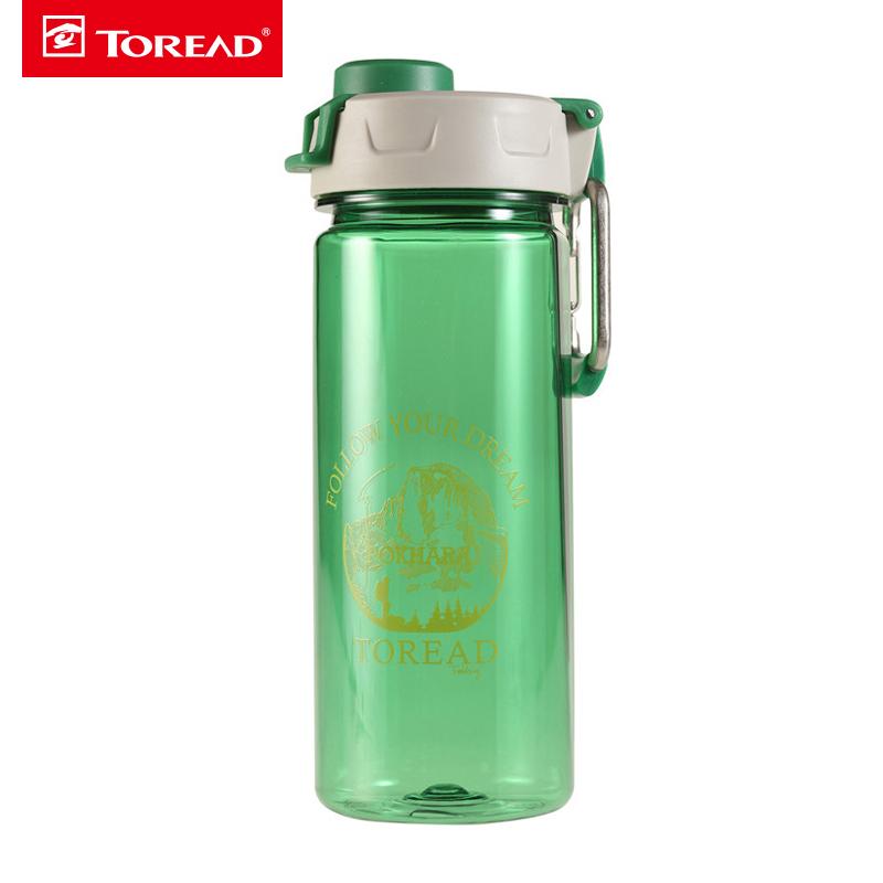 探路者 水壺550ML戶外露營杯子旅遊水杯環保健身杯KEGE80327叁