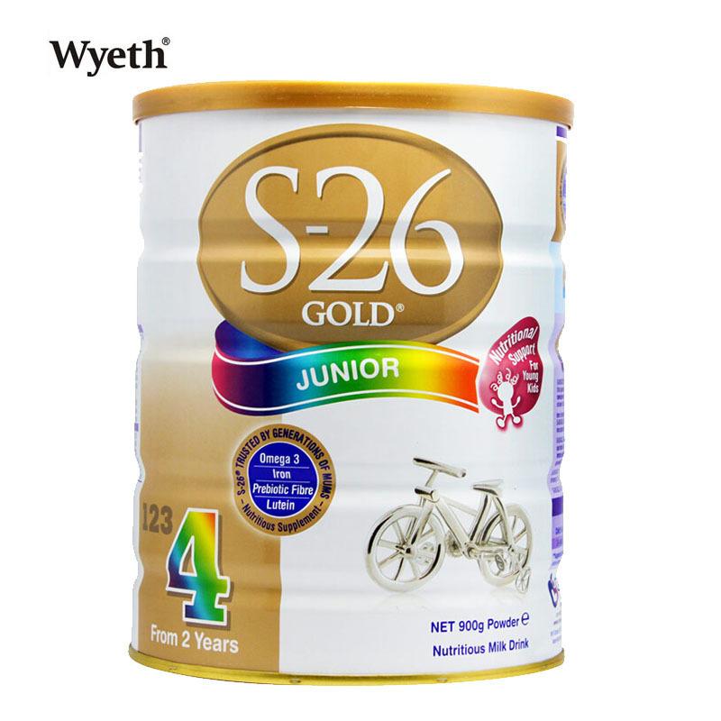 Wyeth 惠氏 S~26金裝^(新西蘭版^) 900g 四段