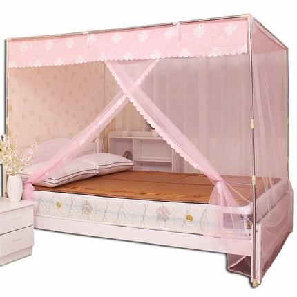 学生寝室1.2米0.9 m单人床蚊帐