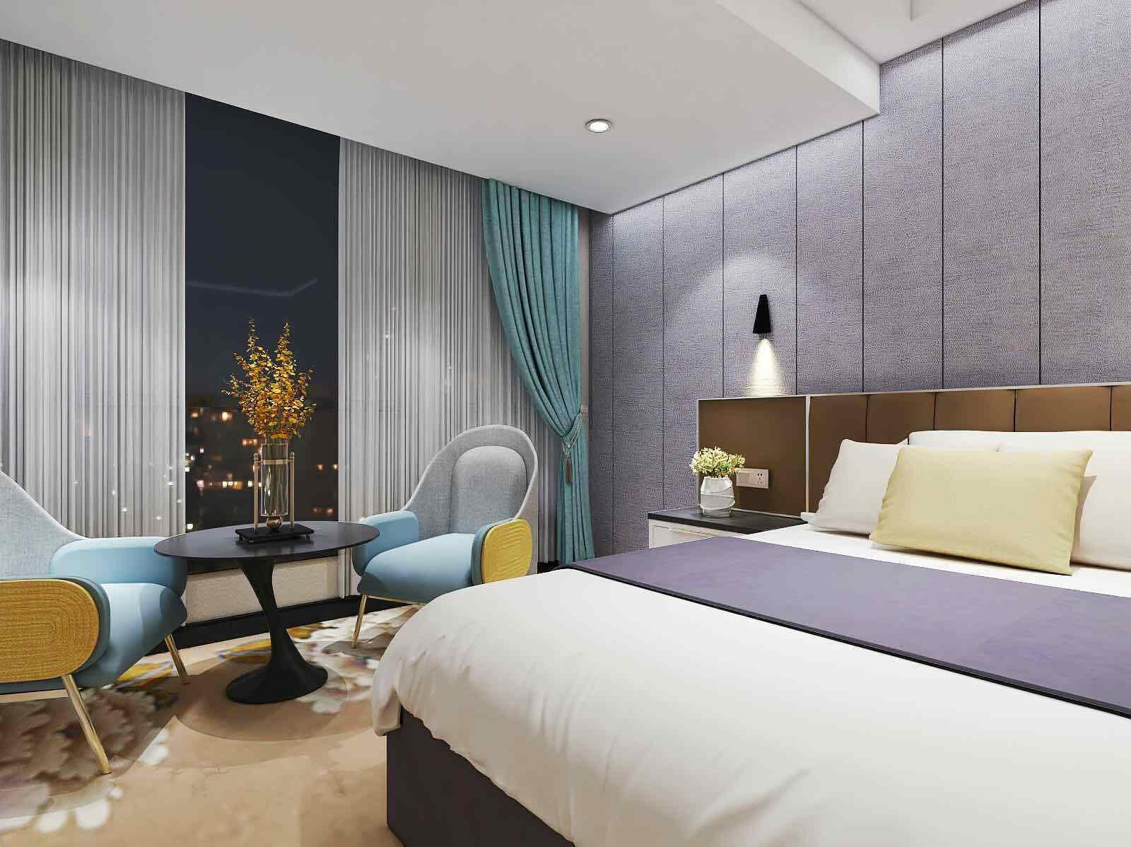邵东爱丽丝国际酒店豪华大床房