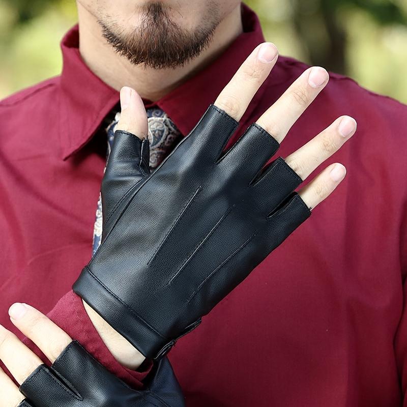 Мужские перчатки без пальцев Артикул 550834807168