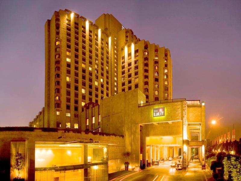 新德里拉里特酒店套房 (Tha Lalit Legacy)