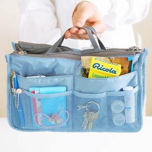 大容量便携旅行化妆包 收纳包整理袋洗漱包整理包超轻 内胆包