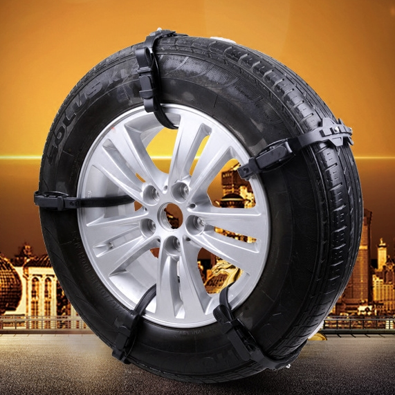 Автомобиль скольжение цепь сухожилие сгущаться внедорожник SUV автомобиль микроавтобус аварийный снег цепь универсальный шина статья
