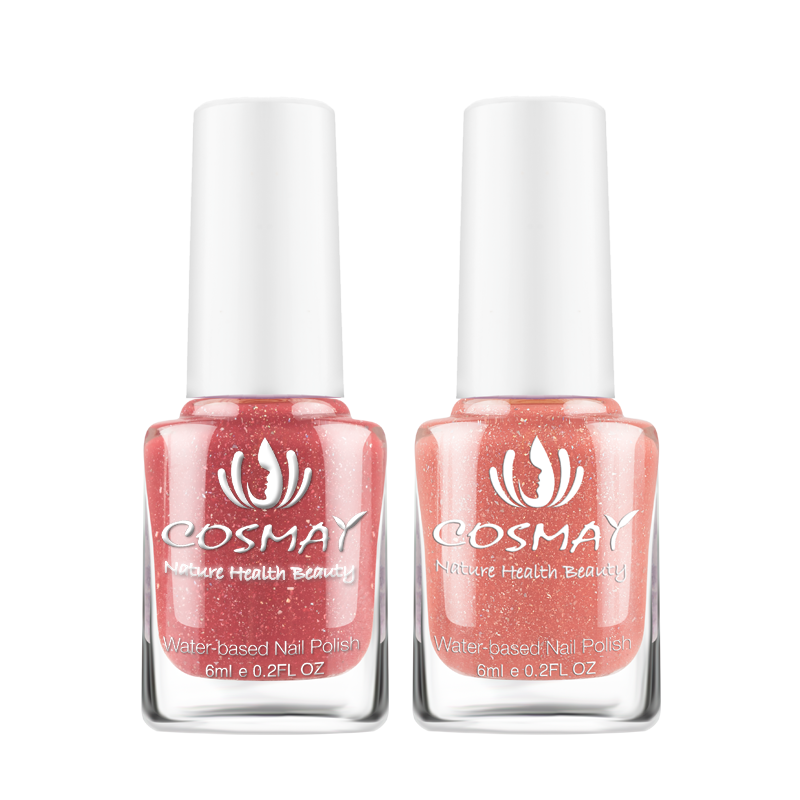 Song poem beautiful water nail polish small Q bottle · youth