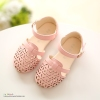 2016 summer new Korean female children's shoes sandals Princess shoes hollow sandals Baotou baby shoes free shipping