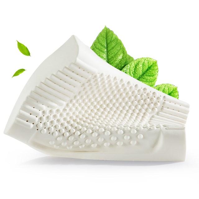 热销0件需要用券海南乳胶枕天然乳胶高低颗粒枕