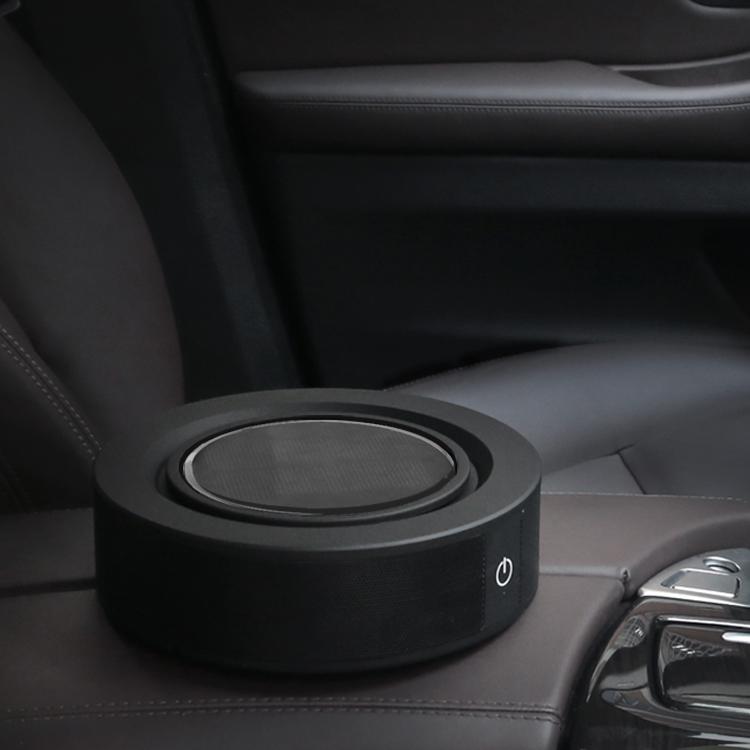 安帝XD352车载空气净化器太阳能汽车内氧吧负离子香薰除烟味PM2.5