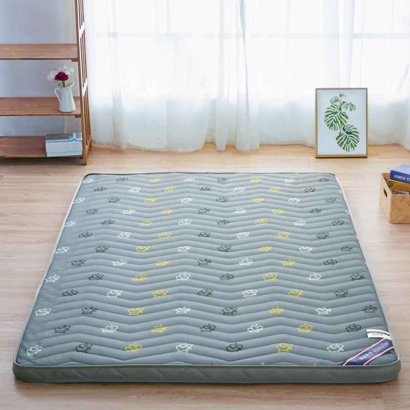 欢贝贝宿舍床垫1.2米床学生褥子单人垫被1.5m1.8m双人折叠软垫子