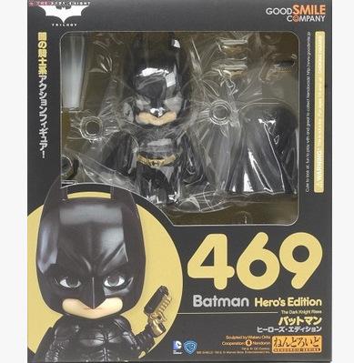 热销2015DC英雄BATMAN蝙蝠侠黑暗骑士崛起版粘土手办变装模型车载