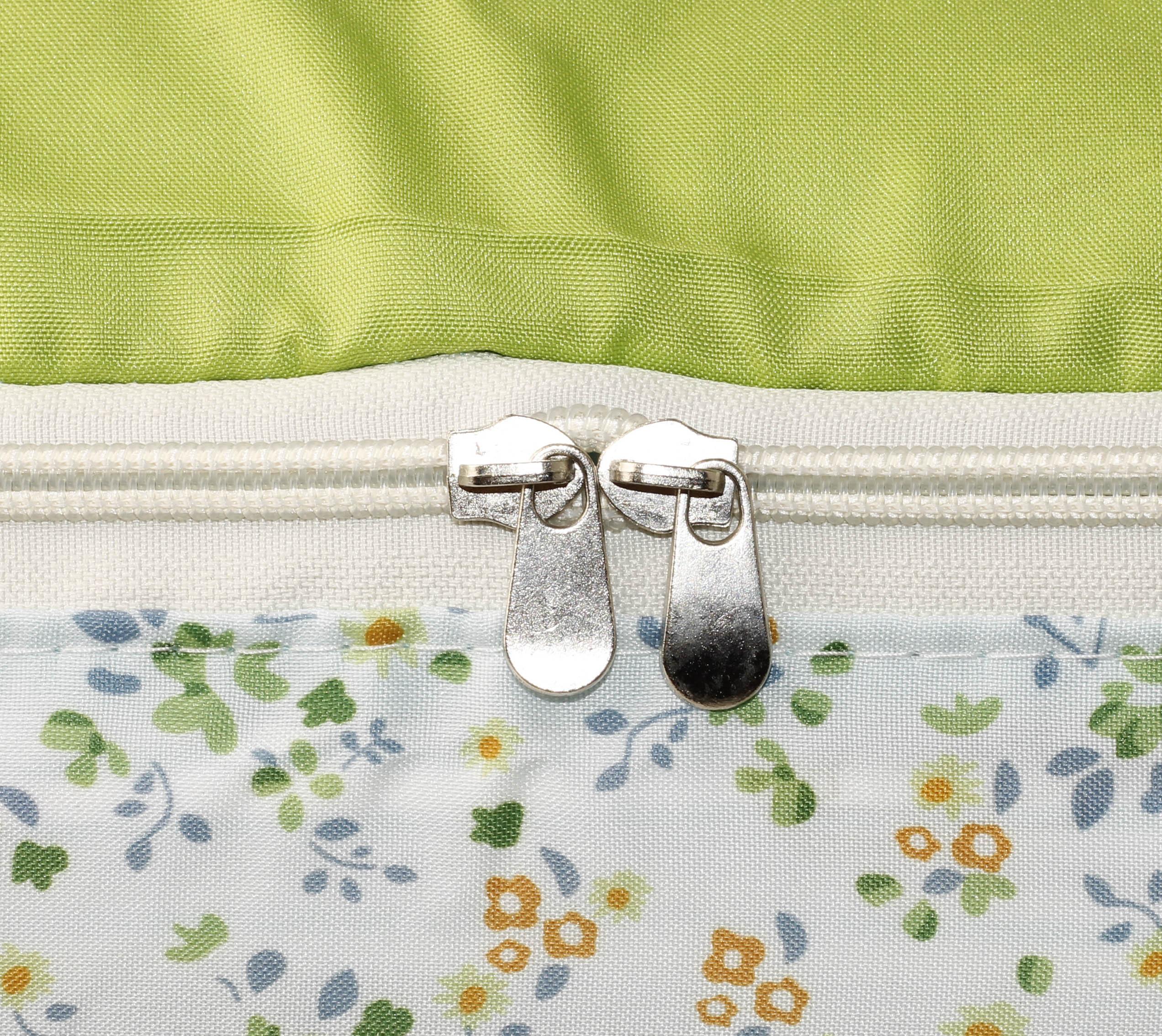 宅美衣服收纳袋 整理袋幼儿园被子收纳袋 单层 棉被整理袋 可水洗