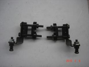 1 14 Tamiya TAMIYA tow truck R470 MAN Mercedes Benz 1851 single shock rear axle support clip frame assembly
