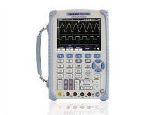 200MHz2 Channel Handheld Oscilloscopes DSO1202B khantayskoye 1G sample rate 1M memory depth