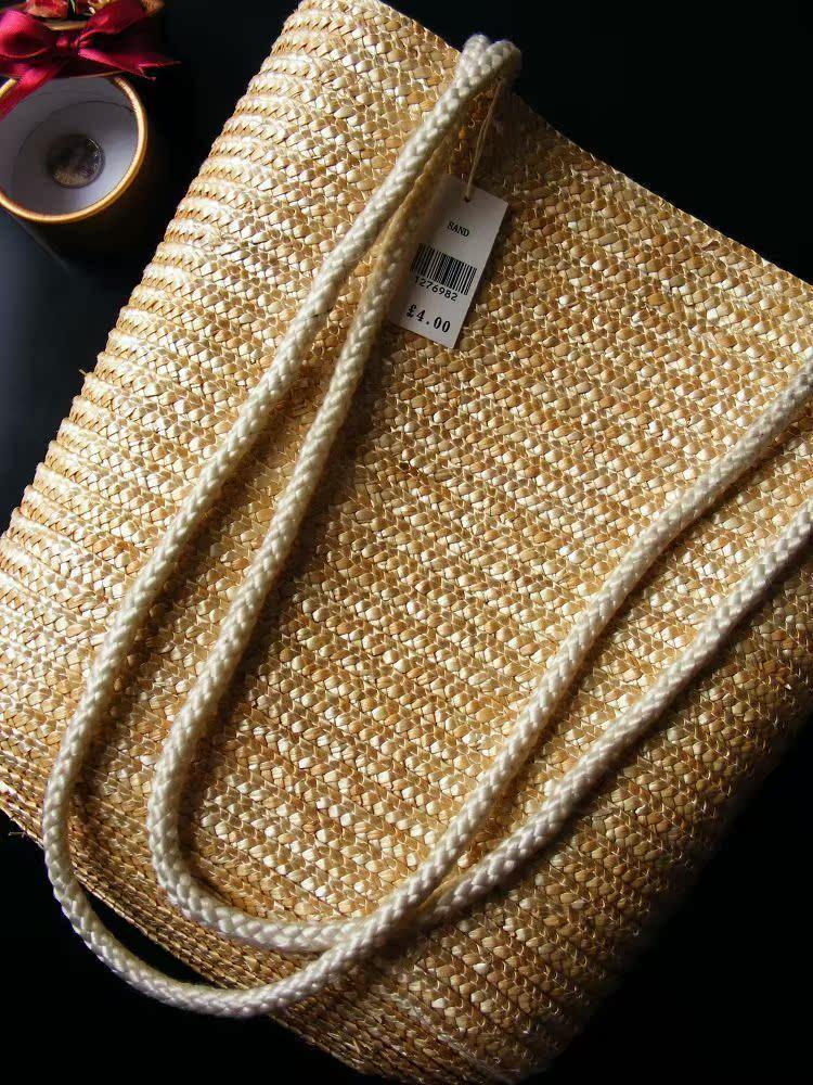 Продать Цена 100 классических Ou Данда Primark соломы сумка песка улица 3 цветов