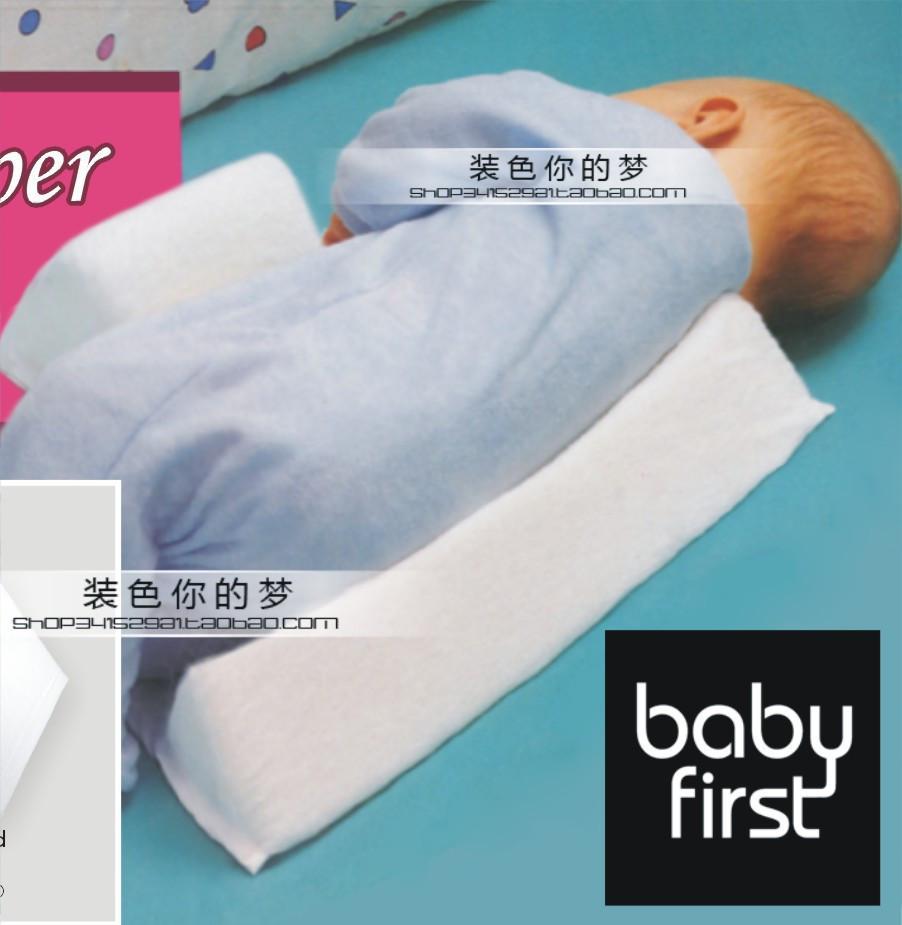 Экспорт сезоны Австралии baby младенческой подушки анти плевки молока новорожденных для исправления формы боковой анти головы спальные подушки