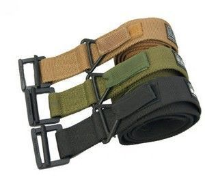 Men s Belts Blackhawk outdoor pants waistband belt CQB rappelling rescue belt Belts Specials tricolor