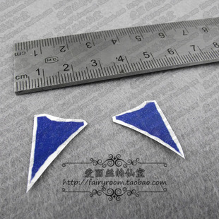 cosplay props COS accessories tattoos tutor Fran eyes sharp one pair