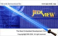 开发软件jediview for ARM调试软件正版授权BSP跟踪调试 混合调试