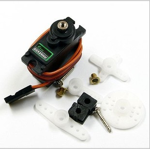 Japanese Crown 12 5g 2 8kg 12 sec high voltage miniature digital servo DS939HV