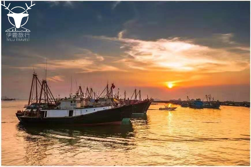 【海島】深圳蛇口直航珠海外伶仃島2日1泊自由旅行に船と海景ホテルが含まれています。