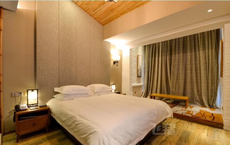 Taizhou Mocha Hotel Japanese theme single room