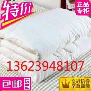 医院用床上用品丝绵被芯宾馆诊所美容院单人床棉花被子褥子枕芯