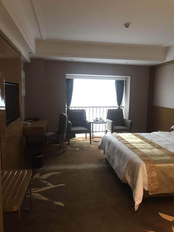 宜章融合国际大酒店标准大床房