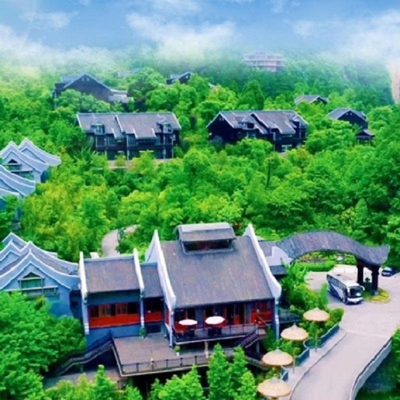 【网红】张家界禾田居度假酒店3天2晚 森林旅疗 养生之旅