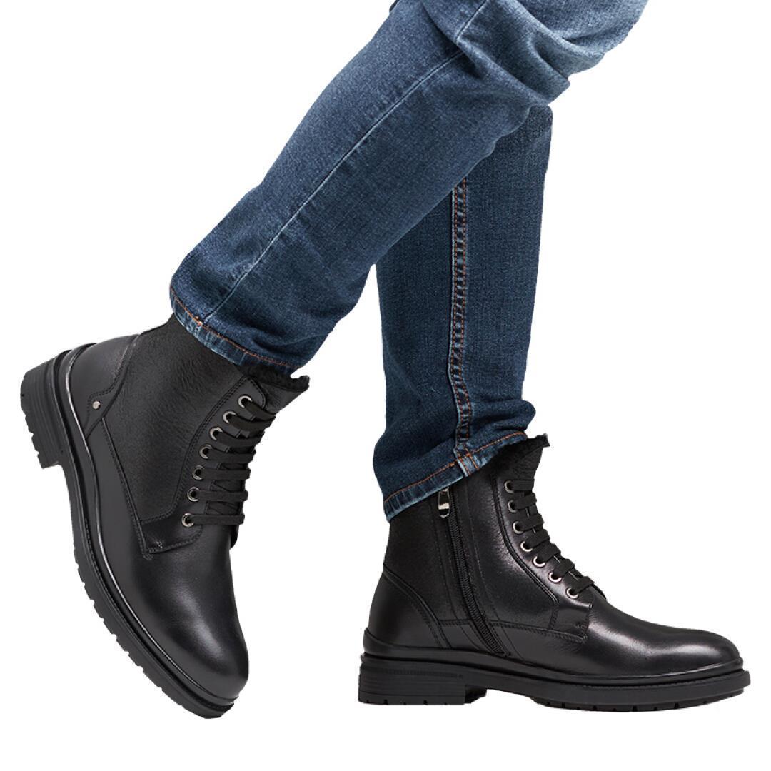 Zero零度男靴