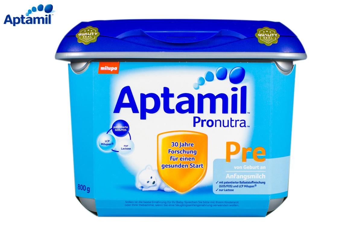 Aptamil 德國版 新包裝  800g Pre