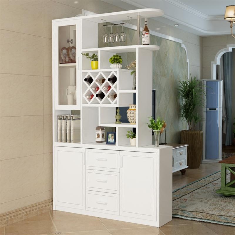 Жилая комната крыльцо шкаф перегородка винный шкаф двойной односторонний шкаф кабинет кабинет простой поколение дверь Шкаф для обуви