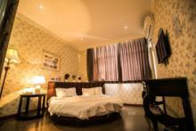 长治市奥汀堡主题酒店主题大床房