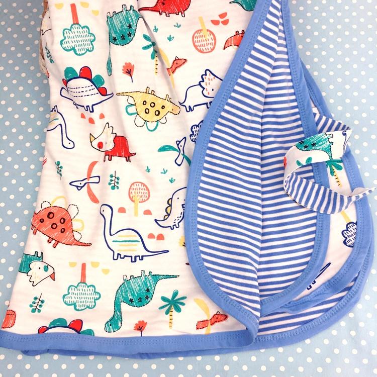 Мягкий непрерывный новый рожденные дети большая двуспальная хлопок ребенок лист одеяло ребенок печать находятся кондиционер был нести удобство