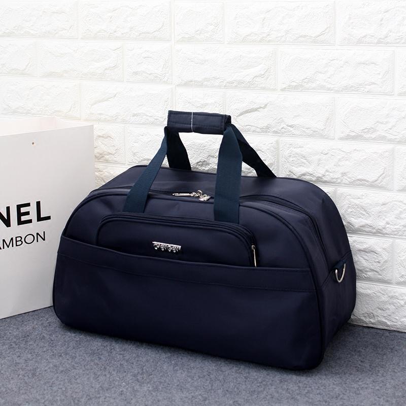 韩版超大容量行李包商务出差旅行包女旅游包男手提包健身包行李袋