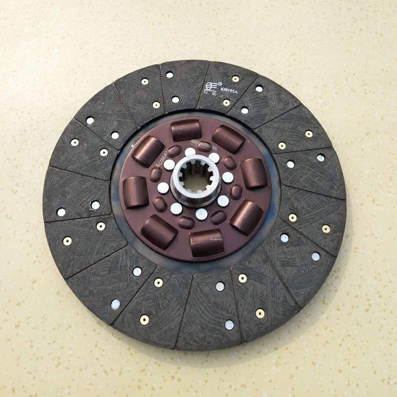 东风EQ145离合器从动盘总成 直径350 10齿科马离合器片