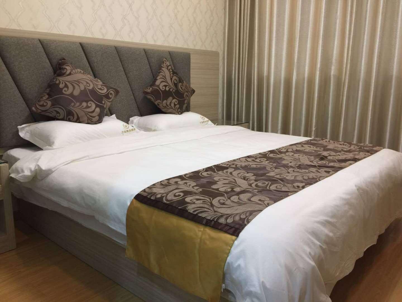 Linquan Marriott Boutique Hotel Baisheng Life Plaza store enjoy boutique big bed room