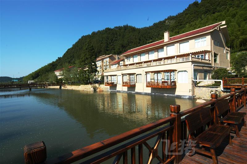 Zhuxian building, Anji Meilin Resort