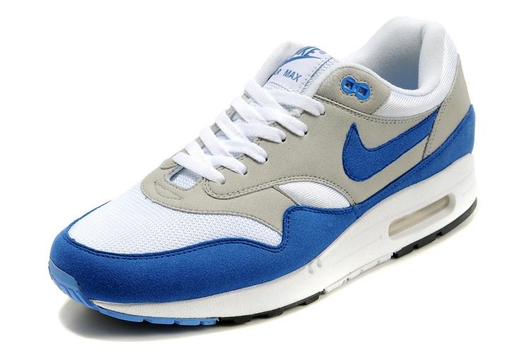 7efad9a458e4 Кроссовки Nike Air Max 87 воздушной подушке кроссовки Blue Air Max 90 Белый  мужчины обувь 2012 скидка спец обуви