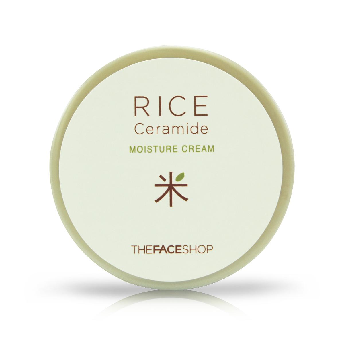 The Face Shop 菲詩小鋪 大米調理保濕霜