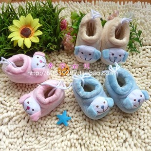 0 3 6 months before the fall and winter baby shoes toddler shoes soft bottom newborn baby shoe shoes lace shoes