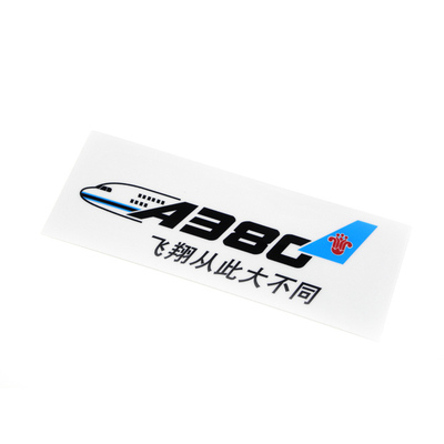 I love flying|China Southern Airlines A380 long waterproof car stickers travel trolley stickers stickers